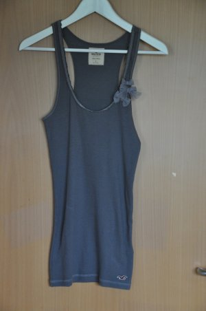 Hollister Tanktop in Grau