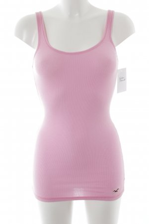 Hollister Tanktop pink Casual-Look