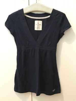 Hollister Top in dunkelblau