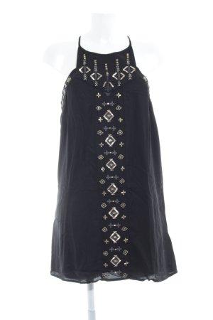 Hollister Trägerkleid schwarz Casual-Look
