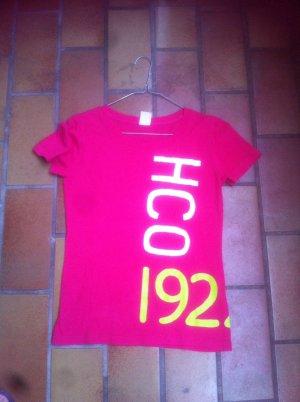 Hollister Tshirt pink Grösse S/M