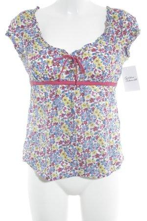 Hollister Tunique-blouse motif de fleur style romantique