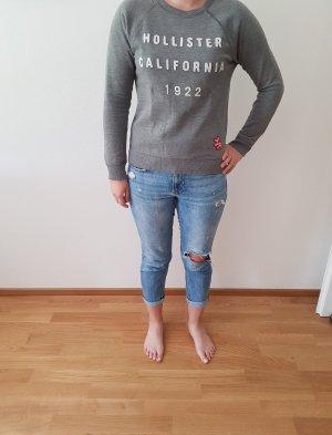 Hollister Long Sweater grey