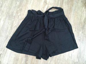 Hollister High-Waist-Shorts black