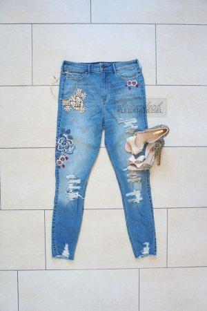 Hollister Hoge taille jeans veelkleurig