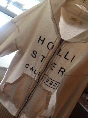 Hollister Capuchon vest wit