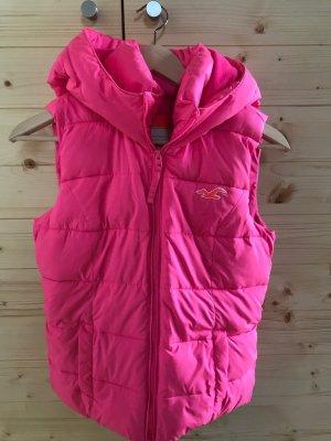 Hollister Weste Pink S