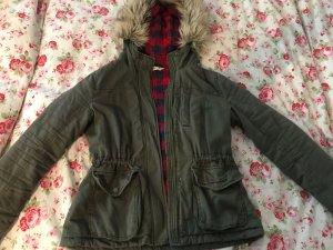 Hollister Winter Jacke