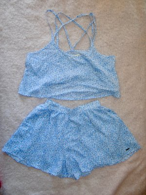 Hollister Twin Set multicolored