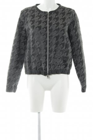 Holly Golightly Blouson Hahnentrittmuster Casual-Look