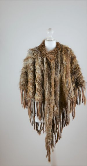 Holly Golightly Poncho camel-bruin Bont