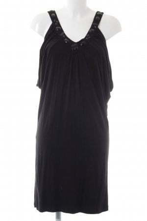 Holly Golightly Tunic Dress black classic style
