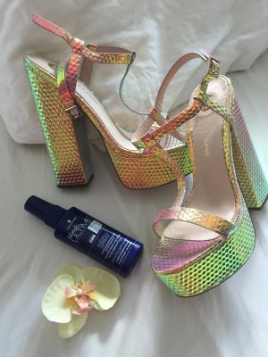 Holographic High Heels, Gr. 39