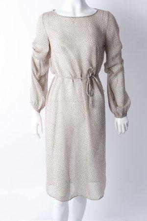 Holy Ghost Blusenkleid beige-weiß