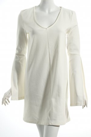 Holy Pulloverkleid creme klassischer Stil