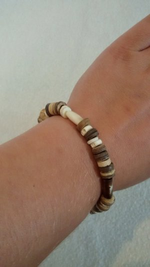 Holz Armband Surfer Look