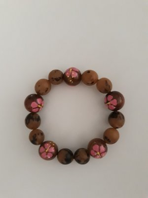 Bracelet taupe-grey brown