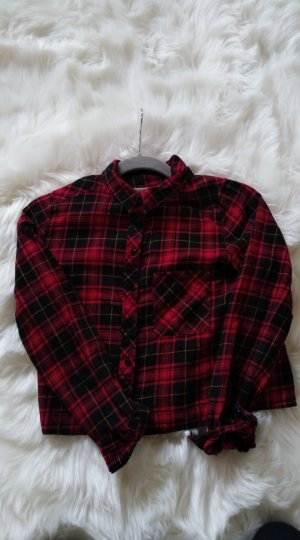Holzfäller Hemd cropped