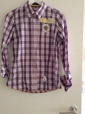 Holzfäller Hemdchen Rosa/Navy
