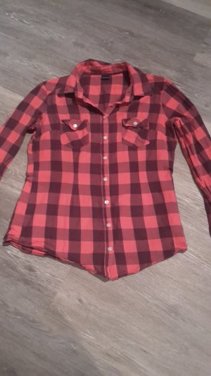 Arizona Zakelijk overhemd rood
