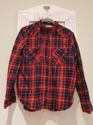 Clockhouse Camisa de leñador multicolor