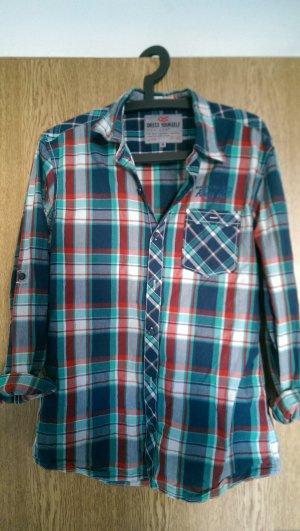 Holzfällerhemd, Blautöne