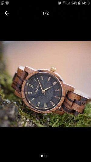 Watch brown