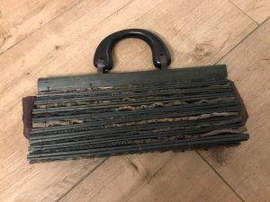 Holztasche / Bügeltasche / 50er Jahre Look