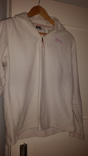 Dressing Gown natural white mixture fibre