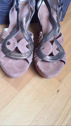 Homers Sandalo bronzo-marrone