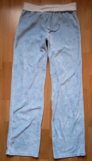 Homewear Nicki Hose Freizeithose Wellnesshose 36/38 hellblau