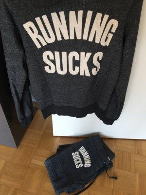 Homewearanzug Wildfox Running Sucks S neu!