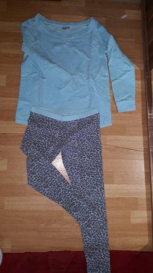 Leisure Wear grey-blue