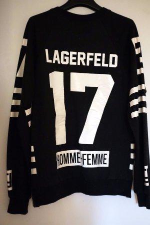 Homme + Femme Pulli aus Los Angeles Lagerfeld Fendi