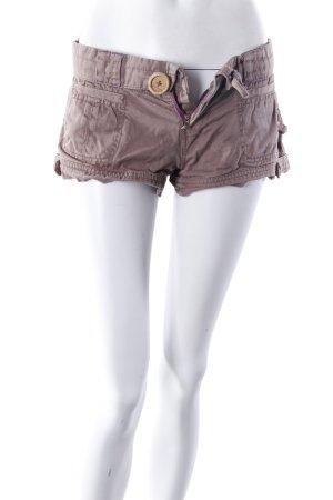 Honey Shorts graubraun