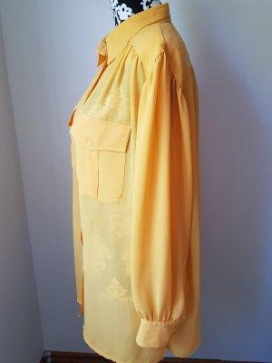 Honig Gelb Bluse