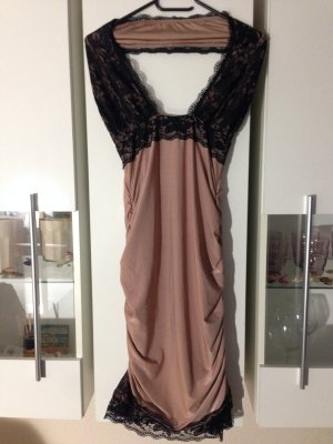 Honor Gold LONDON *Sexy* Abendkleid, Partydress, neckholder Kleid, Coktailkleid,  wie NEU Gr. M (36/38)