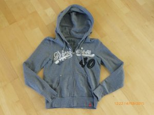 Hooded Sweat-Cardigan von edc by Esprit, Gr. S