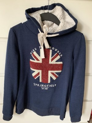 Springfield Hooded Sweatshirt multicolored