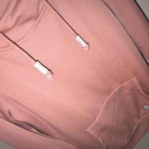 Sublevel Jersey con capucha rosa-salmón