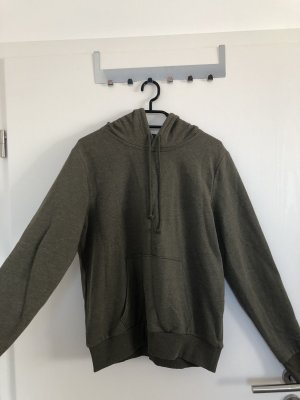 H&M Hooded Sweatshirt khaki