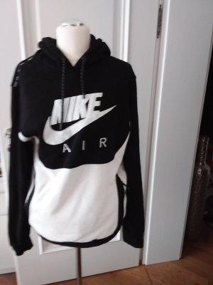 Sportshirt wit-zwart