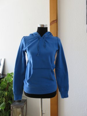 AJC Hooded Sweater blue polyester