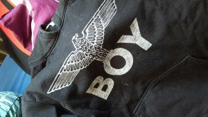 hoodie boy mit kaputze