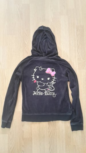 Hoodie Hello Kitty Sweater Kapuze Zip Zipper