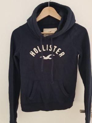 Hoodie Hollister XS Dunkelblau