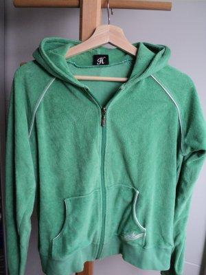 Hoodie Hooch Gr42 grün