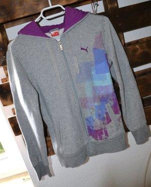 Hoodie Jacke / Kapuzenjacke von Puma / Sweater