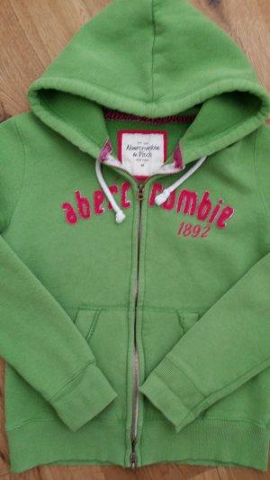Hoodie Jacke von Abercrombie & Fitch Gr M