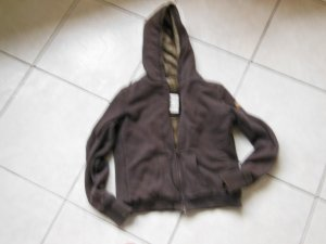 Benetton Hoody brown cotton